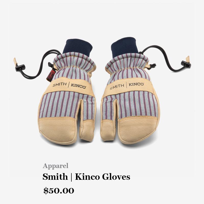 Apparel - Smith | Kinco Gloves - $50.00