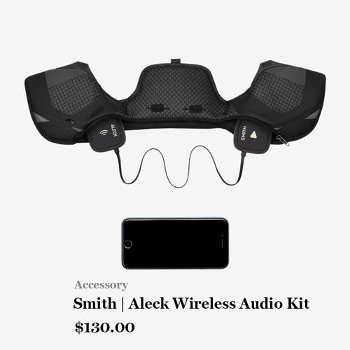 Smith | Alek Wireless Audio Kit - $130.00