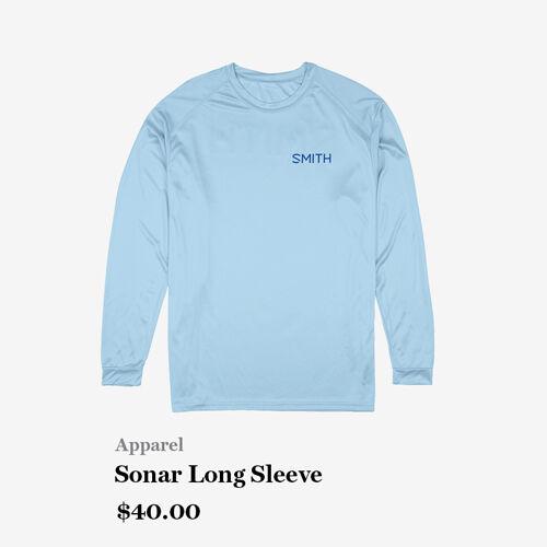 Apparel - Sonar Long Sleeve - $40.00