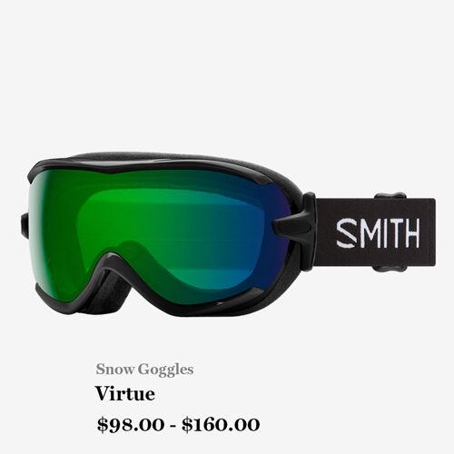 Snow Goggles - Virtue - $98.00 - $160.00