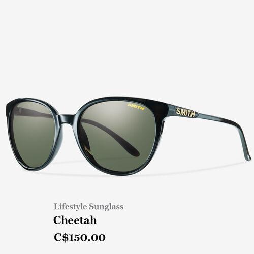 Lifestyle Sunglasses - Cheetah - C$150.00