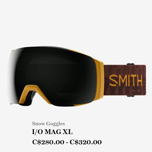 Snow Goggles - I/O MAG XL - C$280.00 - C$320.00