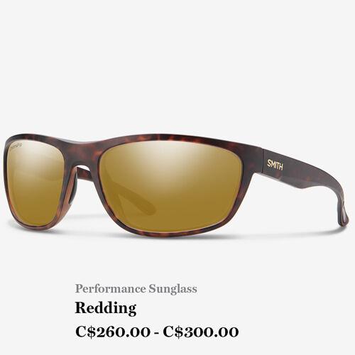 Performance Sunglasses - Redding C$260 - C$300