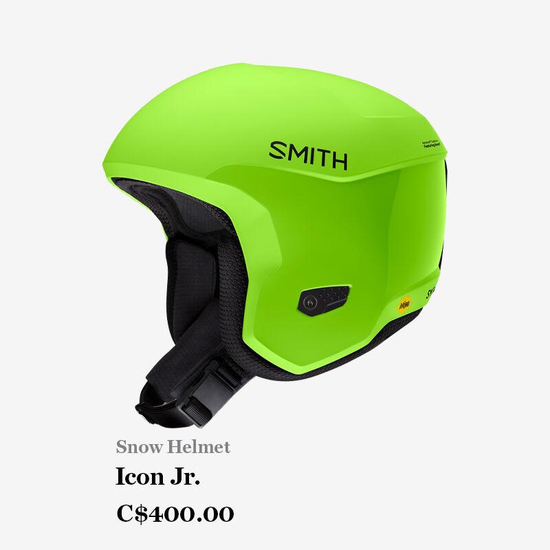 Smith Icon Jr. - C$400.00