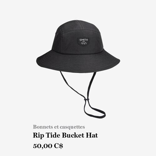 Bonnets et casquettes - Rip Tide Bucket Hat - 50,00 C$