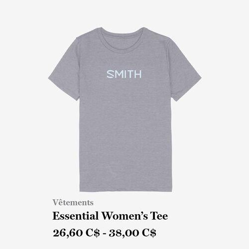 Vêtements - Essential Women's Tee -26,60 C$ - 38,00 C$