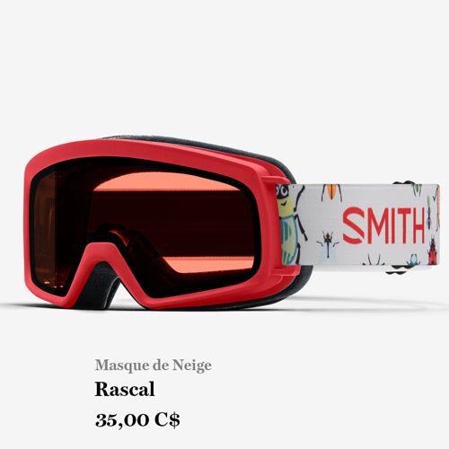 Masque de Neige - Rascal - 35,00 C$