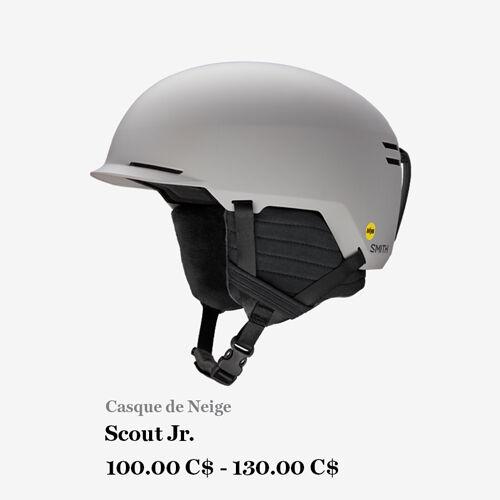 Casque de Neige - Scout Jr. - 100,00 C$ - 130,00 C$