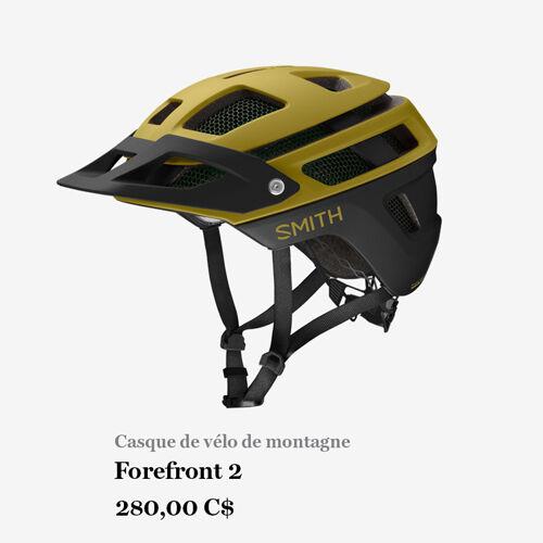 Casque de vélo de montagne - Forefront 2 - 280,00 C$