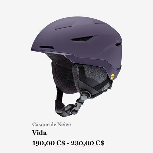 Casque de Neige - Vida - 190,00 C$ - 230,00 C$