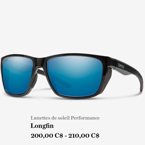 Lunettes de soleil Performance - Longfin - 200,00 C$ - 210,00 C$
