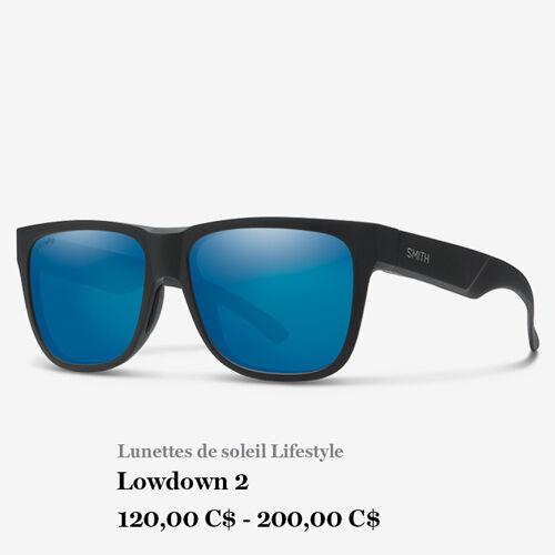 Lunettes de soleil Lifestyle - Lowdown 2 - 120,00 C$ - 200,00 C$