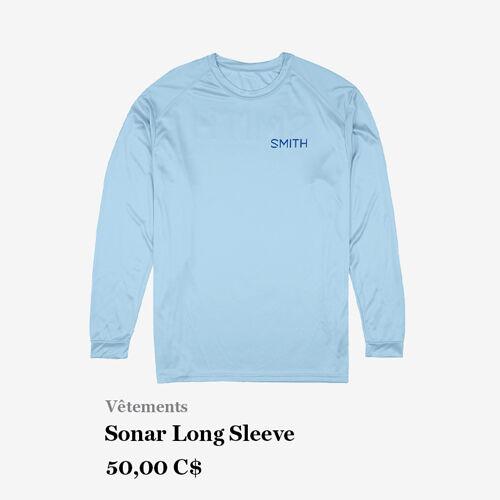 Vêtements - Sonar Long Sleeve - $30,00 C$