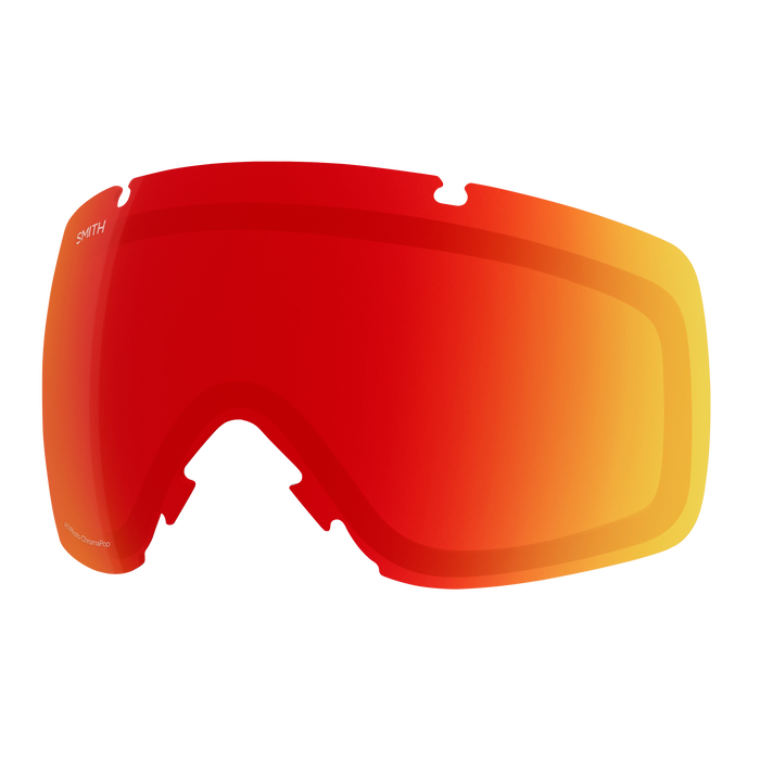 I/O Replacement Lens ChromaPop Photochromic Red Mirror