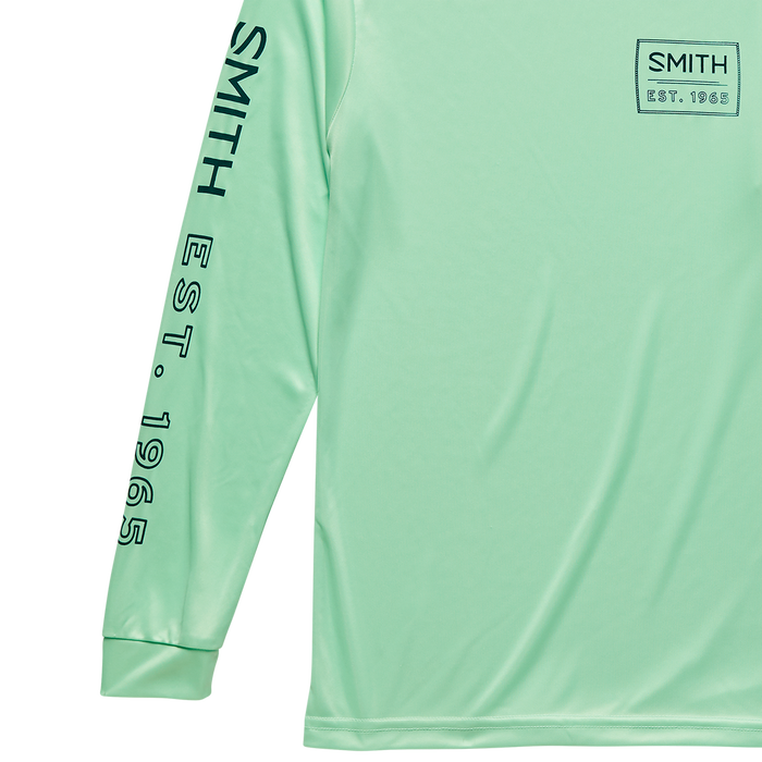 Perform Tech Long Sleeve, Mint Green, hi-res