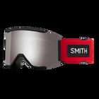 Squad MAG AC | TNF Red x Smith ChromaPop Sun Platinum Mirror