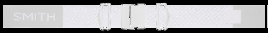 Skyline XL Asia Fit, White Vapor, strap