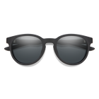 Eastbank CORE Matte Black Polarized Gray
