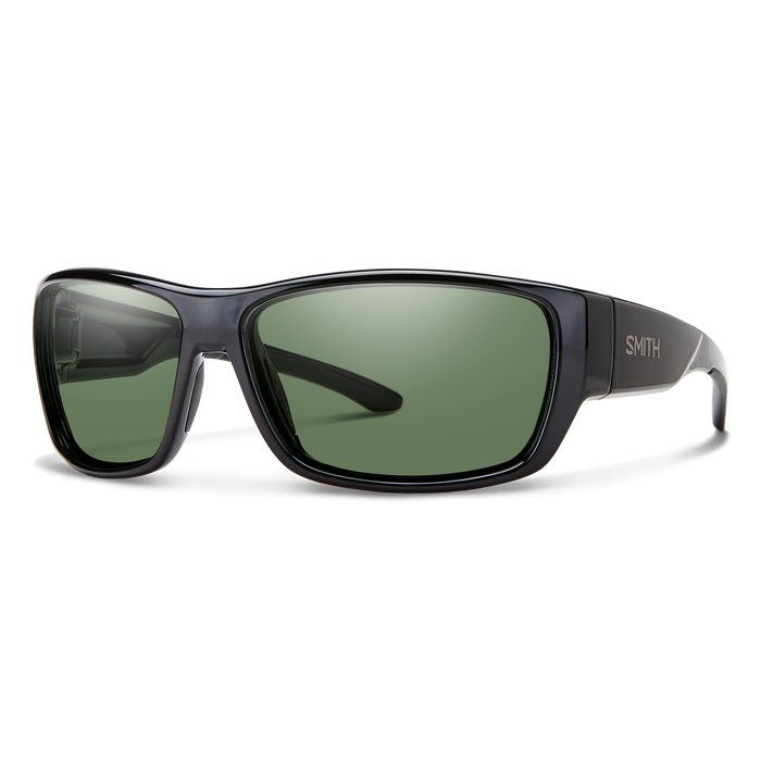 Forge Black Polarized Gray Green