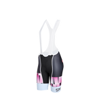 Women's Cycling Bib berry-PowderBlue primary image