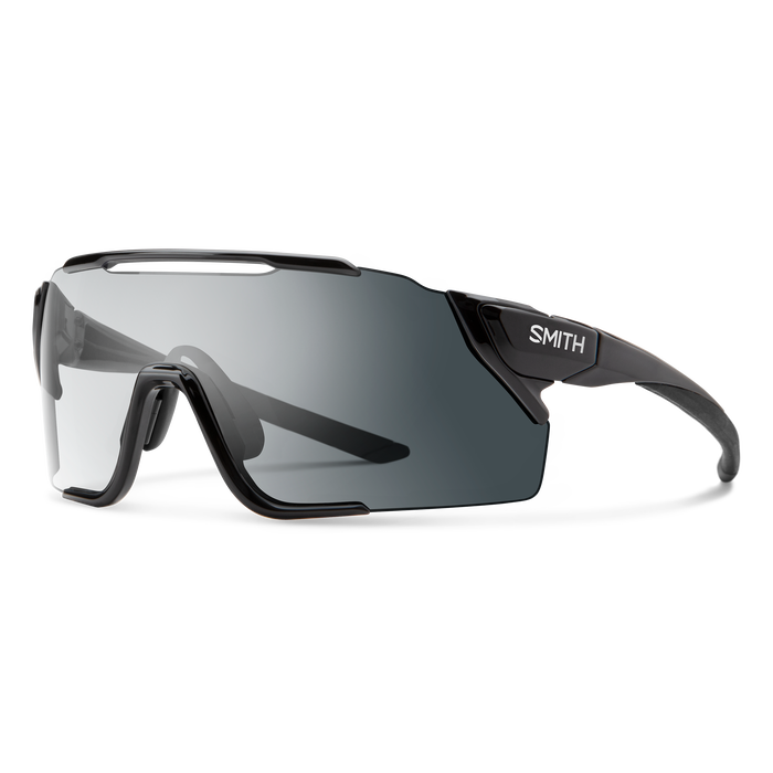 Attack MAG MTB Black Photochromic Clear to Gray