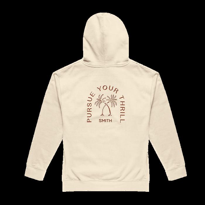 Palm Hoodie Natural