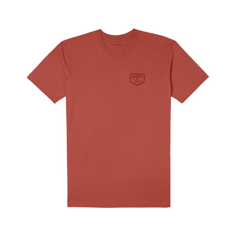Sixty Five Men's Tee small Coral