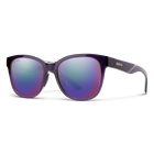 Caper Crystal Midnight ChromaPop Polarized Violet Mirror