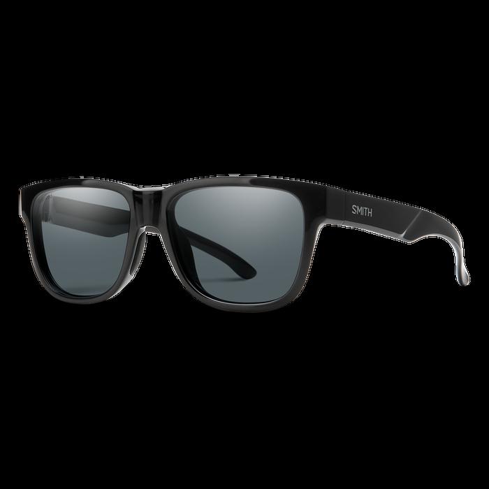 Lowdown Slim 2 Black Polarized Gray