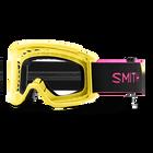Squad XL MTB Citron - Black Clear Anti-Fog