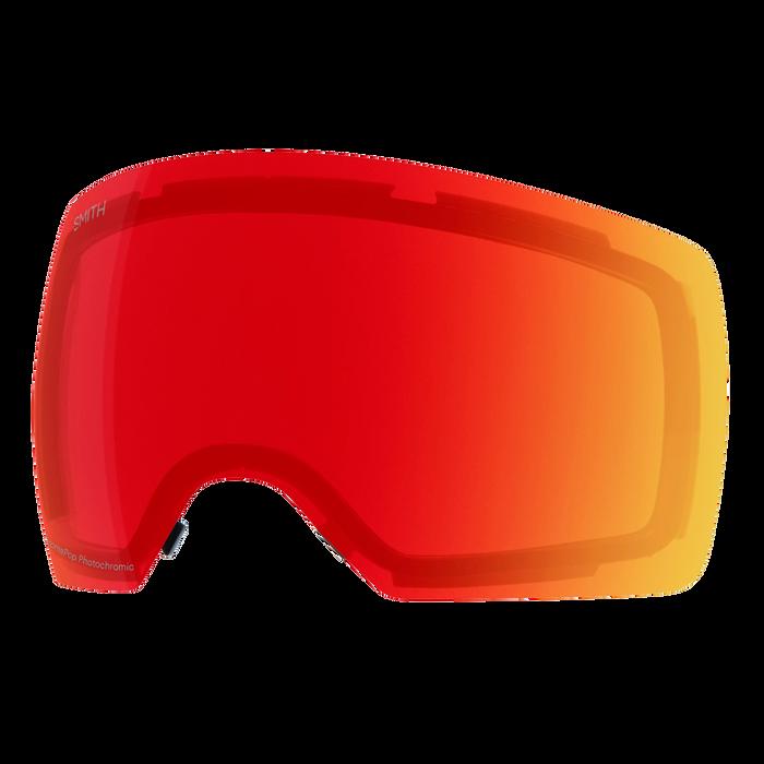 Skyline XL Replacement Lens ChromaPop Photochromic Red Mirror