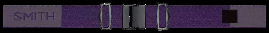 I/O MAG XL Asia Fit, Violet, strap