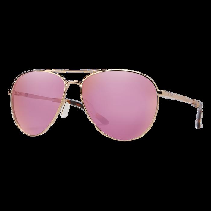 Layback Rose Gold Pink Mirror