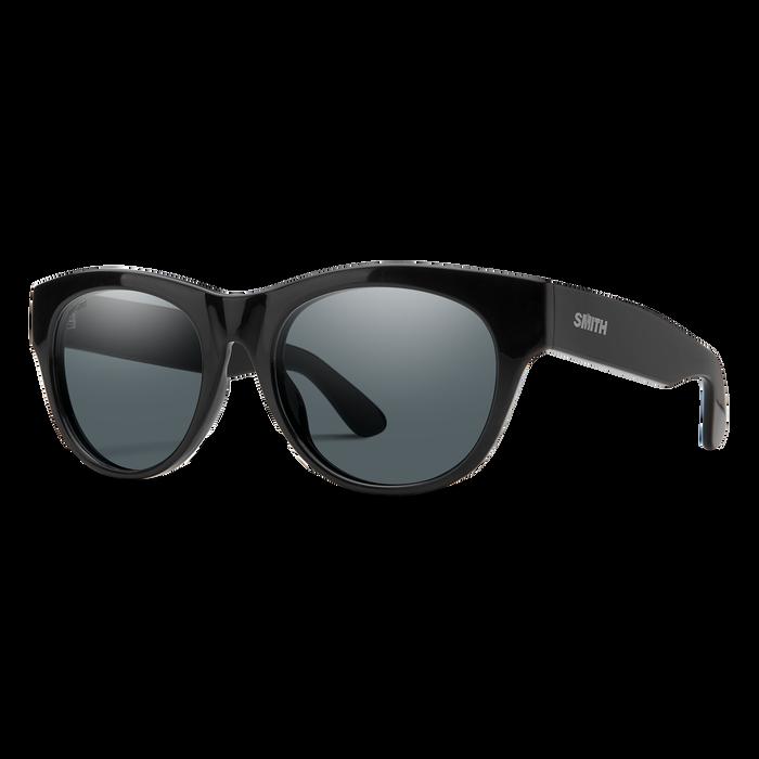 Sophisticate Black Polarized Gray