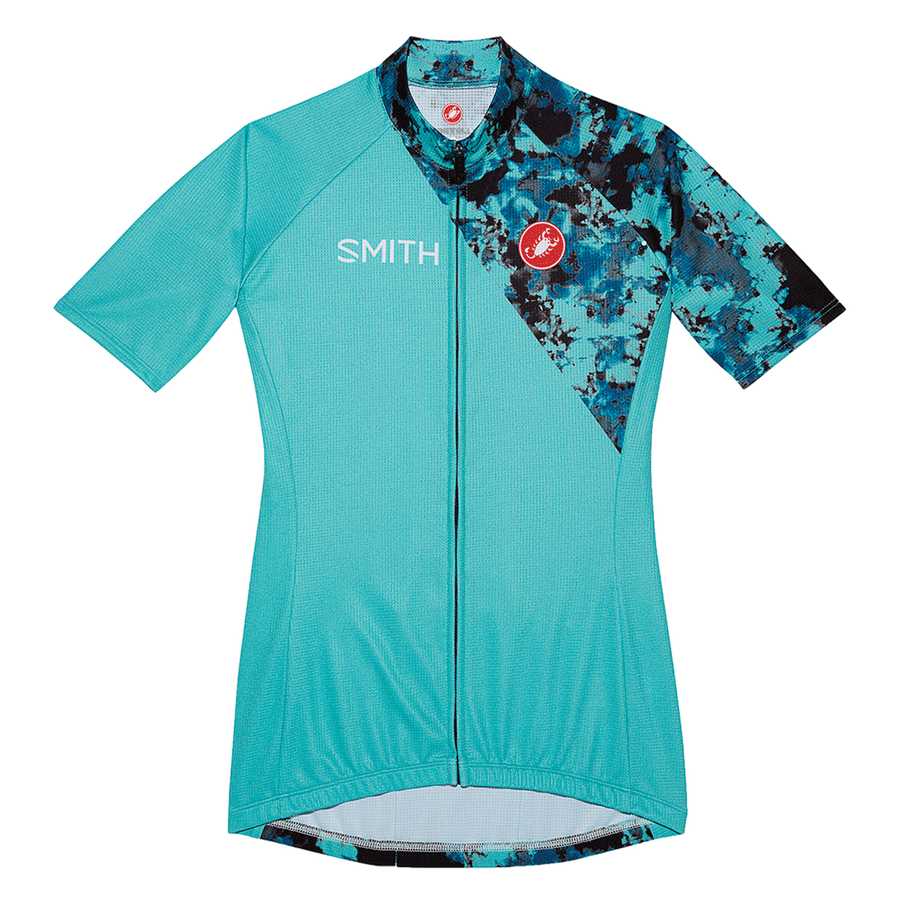 Women's Cycling Jersey large Opal