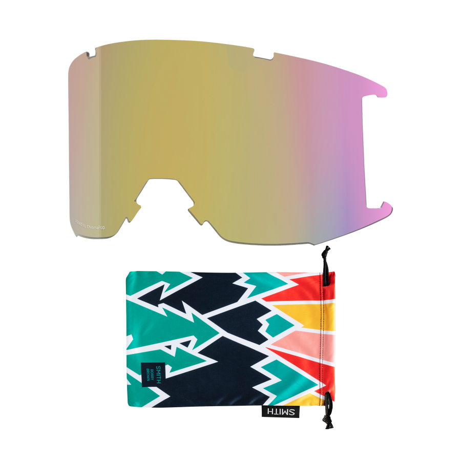 Squad XL Asia Fit AC | Bobby Brown ChromaPop Sun Black