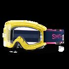 Squad MTB Citron - Indigo Clear Anti-Fog