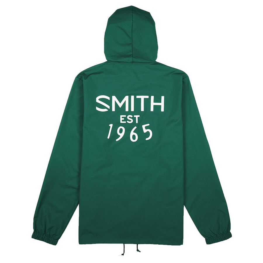 Hooded Coach's Jacket forestGreen secondary image