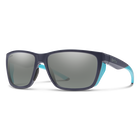 Longfin Matte Deep Ink ChromaPop Polarized Platinum