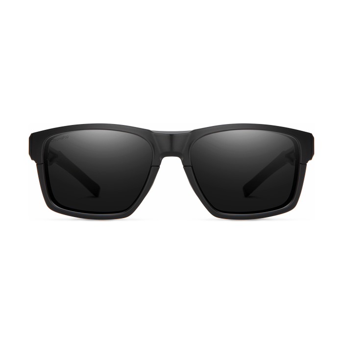 Caravan MAG Matte Black ChromaPop Polarized Black