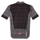 Men's Cycling Jersey xsmall Heather Gray