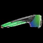 Attack MAG Matte Black Reactor ChromaPop Green Mirror