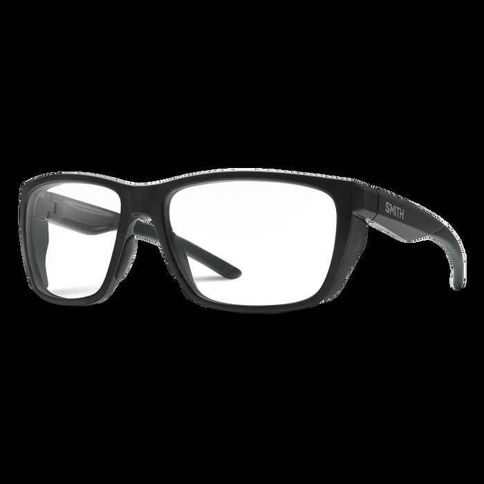Longfin Elite Matte Black Clear