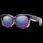 Caper Crystal Midnight ChromaPop Polarized Violet Mirror