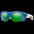 Tempo Max Matte Smoke Blue ChromaPop Sun Green Mirror