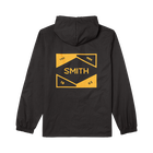 Hooded Coach's Jacket xsmall Black - Black