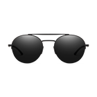 Transporter Matte Black ChromaPop Polarized Black