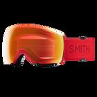 Skyline XL Asia Fit Lava ChromaPop Everyday Red Mirror