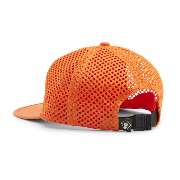 Smith x Howler Brothers Tech Strapback, Howler Brothers Orange, hi-res