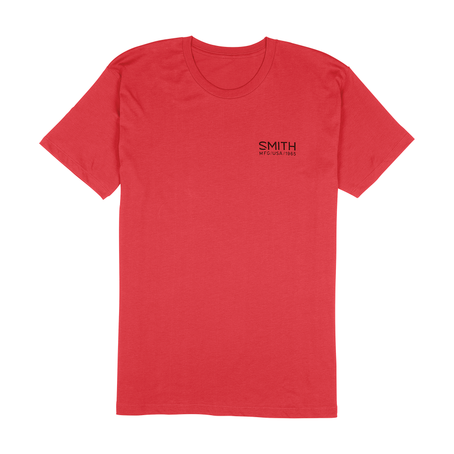 Issue Tee xlarge Red